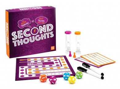 Second Thoughts Game