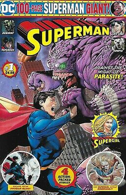 Superman 100 Page Giant Issue #1