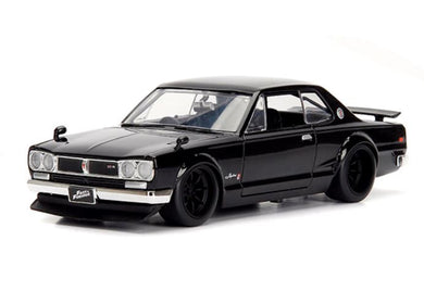 Fast & Furious, Brian's 1971 Nissan Skyline 2000 GT-R, 1:24 Diecast Vehicle