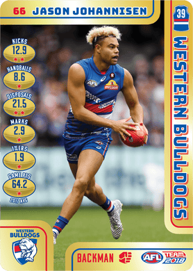 Jason Johannisen, Gold, 2018 Teamcoach AFL