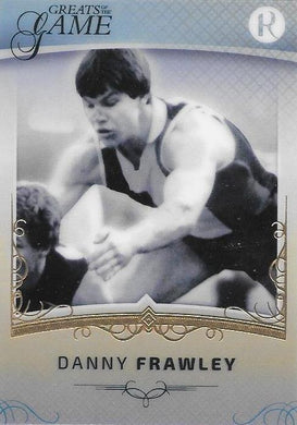 Danny Frawley, Gold Parallel, 2017 Regal Football Greats of the Game