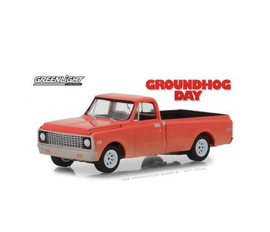 Groundhog Day, 1971 Chevrolet C-10, 1:64 Diecast Vehicle