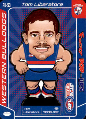 Tom Liberatore, Footy Pop-Ups, 2016 Teamcoach AFL