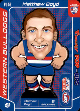 Matthew Boyd, Footy Pop-Ups, 2016 Teamcoach AFL