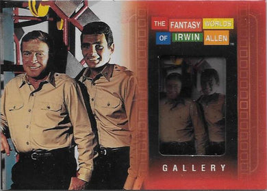 Voyage to the Bottom of the Sea, Gallery card, 2004 Rittenhouse The Fantasy Worlds of Irwin Allen (NS)