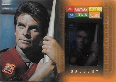 Land of the Giants, Gallery card, 2004 Rittenhouse The Fantasy Worlds of Irwin Allen (NS)