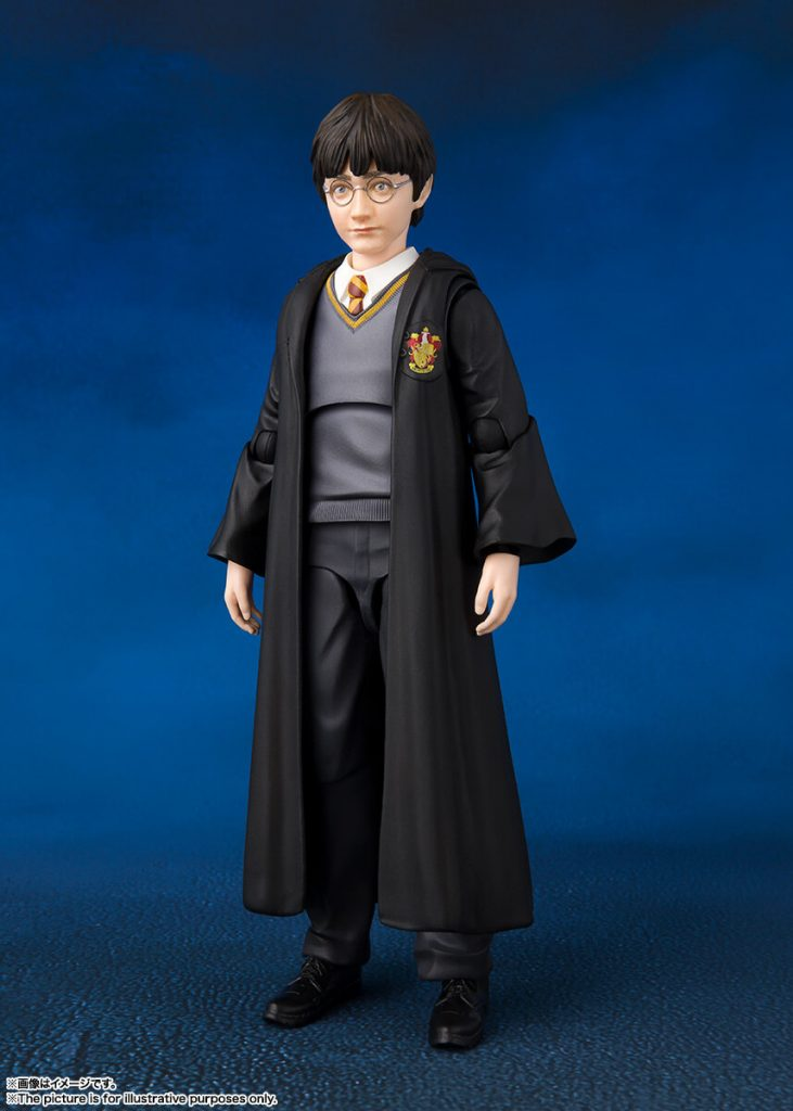 S.H.Figuarts Harry Potter and The Philosophers Stone - HARRY POTTER