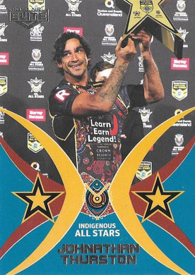 Johnathan Thurston, Indigenous All-Stars, 2015 ESP Elite NRL
