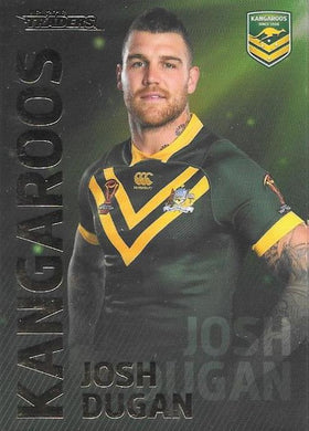 Josh Dugan, World Cup Heroes, 2018 ESP Traders NRL