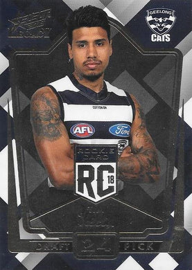 Tim Kelly, Rookies RC, 2018 Select AFL Legacy