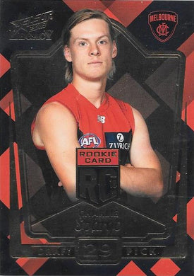 Charlie Spargo, Rookies RC, 2018 Select AFL Legacy
