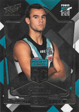 Jake Patmore, Rookies RC, 2018 Select AFL Legacy