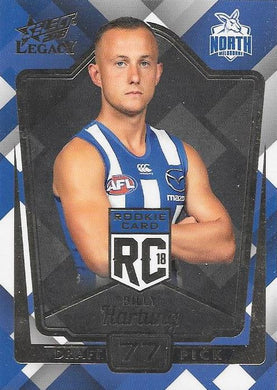 Billy Hartung, Rookies RC, 2018 Select AFL Legacy