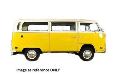 Little Miss Sunshine 1978 VW Type 2 Bus (T2B0, 1:24 Diecast Vehicle