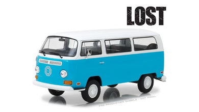 Lost 1971 VW Type 2 Darma Van, 1:24 Diecast Vehicle