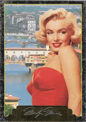 Marilyn Monroe, Series 2, Base set of 100 cards