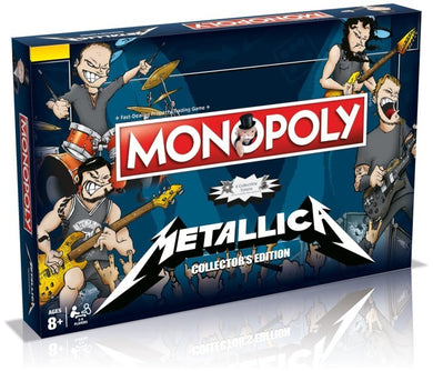 Monopoly - Metallica Edition