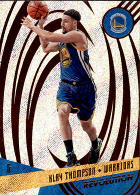 Klay Thompson, 2016-17 Panini Revolution Basketball