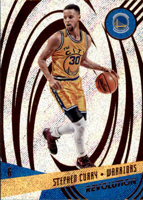 Stephen Curry, 2016-17 Panini Revolution Basketball