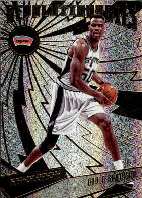 David Robinson, Revolutionaires, 2016-17 Panini Revolution Basketball