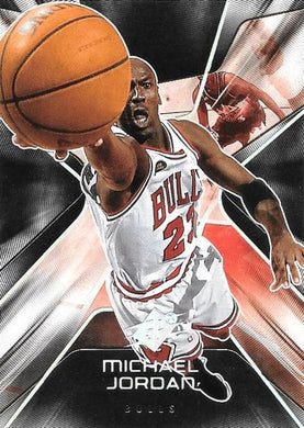 2006-07 Upper Deck SPx Basketball Set