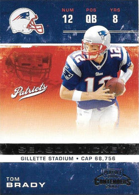 2007 Donruss Playoff Contenders NFL Set