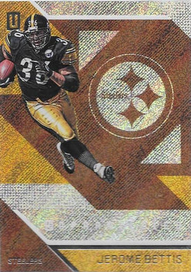 Jerome Bettis, 2016 Panini NFL Unparalleled Football