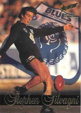Stephen Silvagni, 1995 Select Limited Edition AFL Sensation