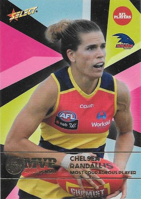 Chelsea Randall, 2017 Select AFL MVP Awards