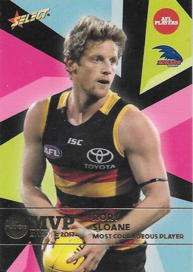 Rory Sloane, 2017 Select AFL MVP Awards