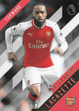 2017-18 Topps EPL Premier League Gold Common Soccer card - Pick Your Card