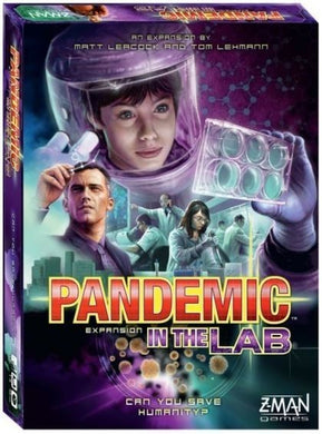 Pandemic In the Lab - Board Game