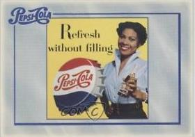 Pepsi Cola, Series 1,  Base set of 100 cards, 1994 Dart