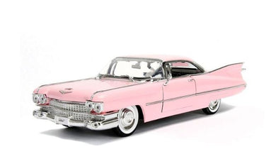 1959 Cadillac Deville Hardtop, Big Time Kustoms, 1:24 Diecast Vehicle