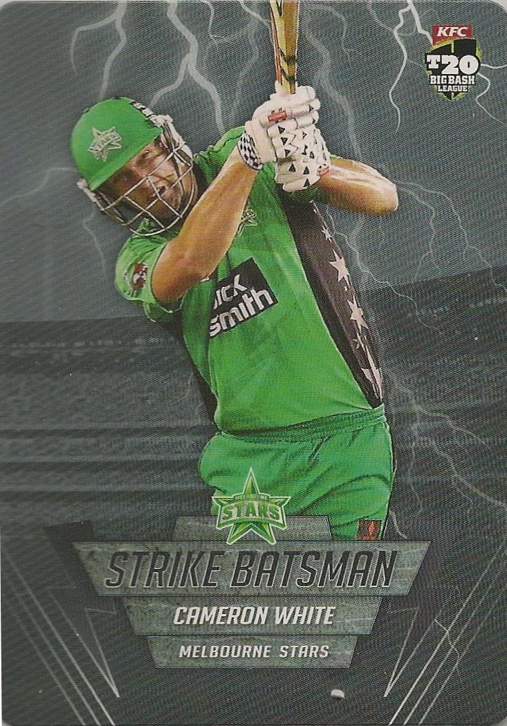 Cameron White, Strike Batsman, 2014-15 Tap'n'play CA BBL 04 Cricket