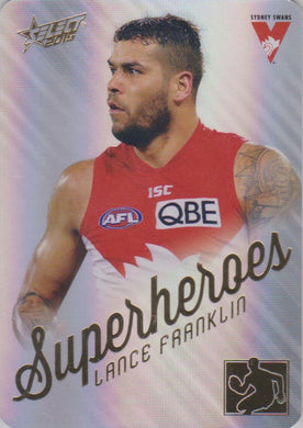 Lance Franklin, Superheroes, 2015 Select AFL Champions