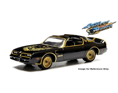 Smokey & The Bandit 1977 Pontiac Firebird Trans Am, 1:24 Diecast Vehicle
