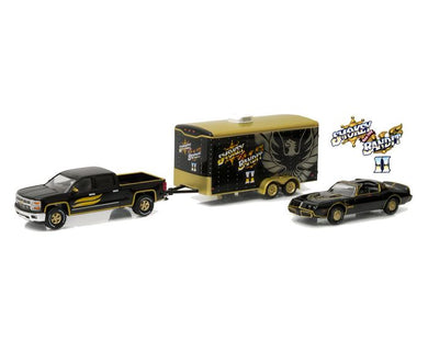 2015 Chev Silverado w/ 1980 Firebird, Smokey & the Bandit II, 1:64 Diecast Vehicle