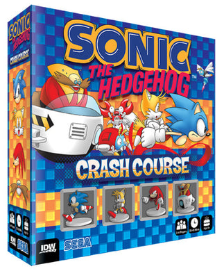 Sonic the Hedgehog Crash Course Board Game