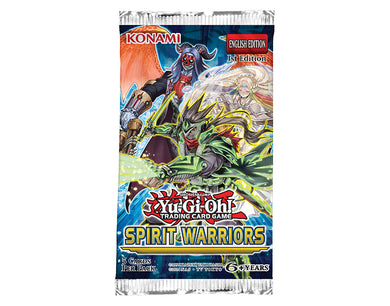 YU-GI-OH! TCG Spirit Warriors Pack