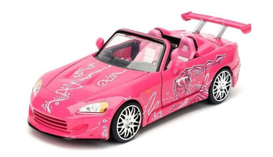 Suki's Honda S2000, Fast n Furious, 1:24 Diecast Vehicle
