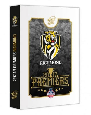 2017 Select Richmond Tigers Premiers card set