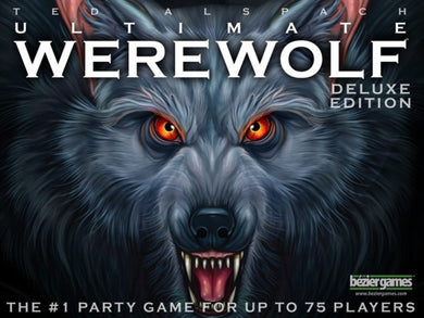 Ultimate Werewolf Deluxe Edition Card Game