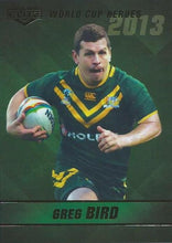 World Cup Heroes, 2014 ESP Elite NRL - 1 to 24 - Pick Your Card