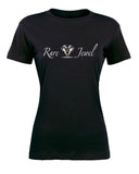 """Rare Jewel Shirt""- Black"
