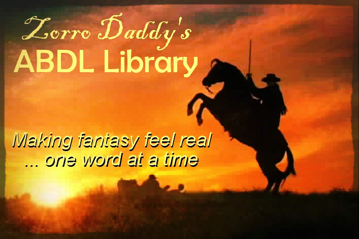 Zorro Daddy. Making fantasy feel real one word at a time.