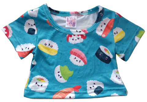 LIL SUSHI BABY Stuffy Matching Shirt