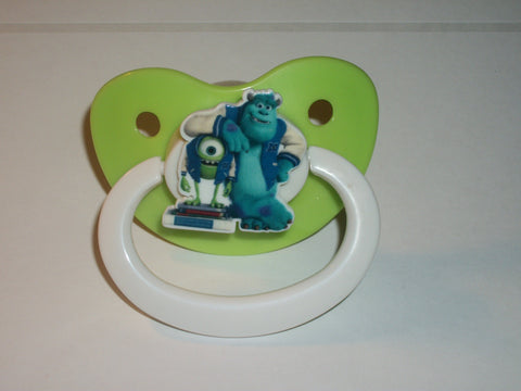 Cartoon Monsters movie Pacifier CP940