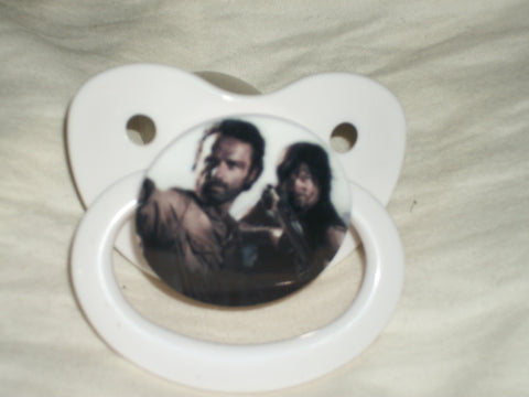 ZOMBIES TV Pacifier CP1115