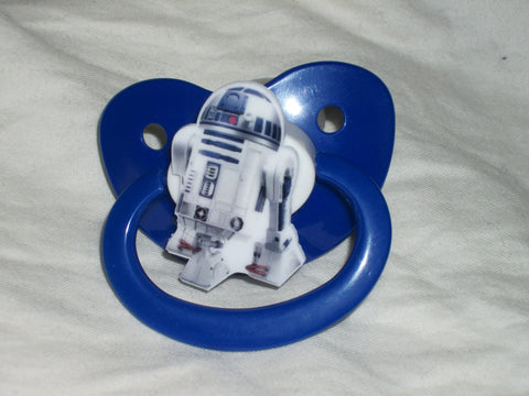 Space Movie custom pacifier  CP1243